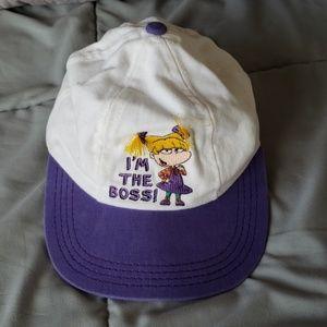 Vintage Rugrats Hat Youth Size